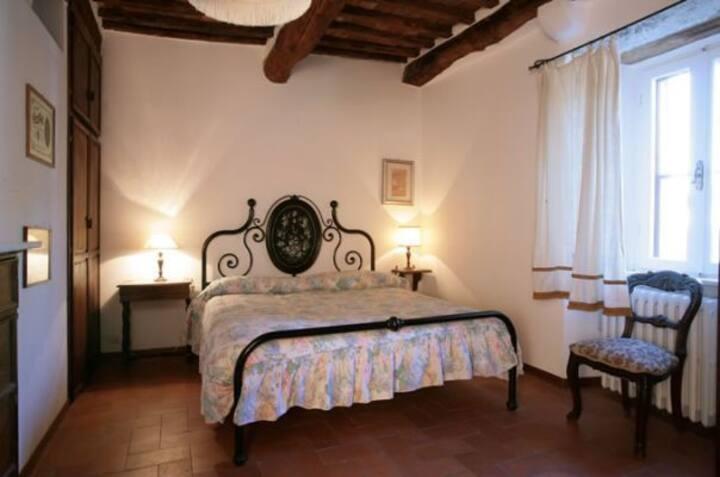 Appartamento in edificio medievale
