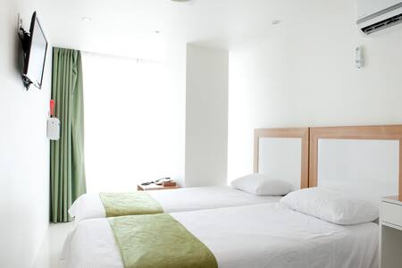 Hotel Cozy Myeongdong Twin Room (2) - Jung-gu