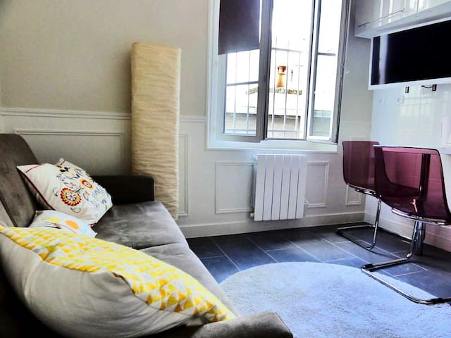 STUDIO ATELIER au coeur du MARAIS - Paris - Apartment
