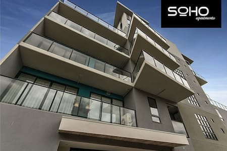 SOHO Apartments Central Geelong - Geelong - Apartment