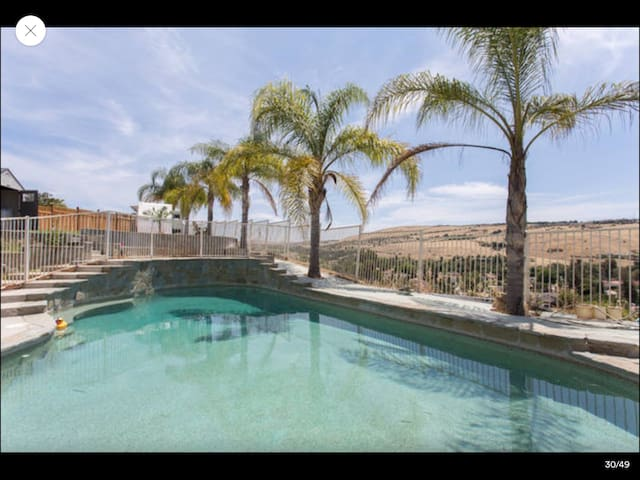 Cozy Cabin Resort with Great Views - San Jose - Camper/RV