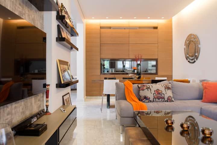 Luxury Design & Functional Flat n Beirut #ReStyled