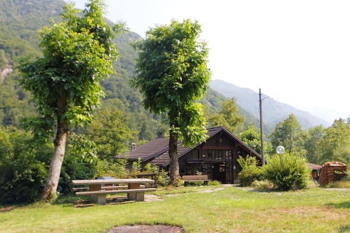 Vecchio Mulino della Val Sesia - Scopetta - บ้าน