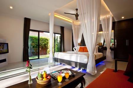 1Bedroom Pool Villa - ABF - Pattaya - Nong Pla Lai - Bed & Breakfast