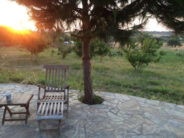 BOZCAADA:Relax on an Aegean island! - Tenedos - Дом