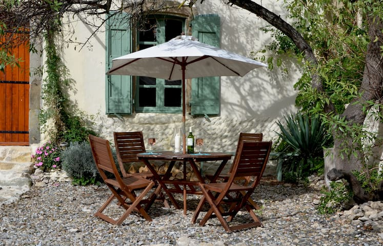 Charming Olive Farm Cottage 2 - 7 - Conques-sur-Orbiel - Huis