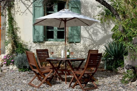 Charming Olive Farm Cottage 2 - 7 - Conques-sur-Orbiel - Casa