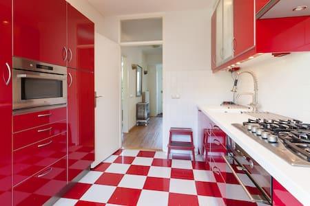 Luxe tussenwoning in Putten - Putten - Σπίτι