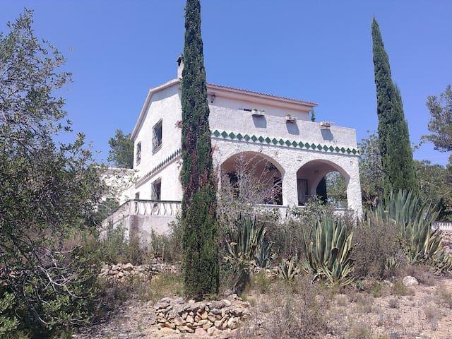 Jolie maison sur la Costa Dorada - El Perelló - Hus