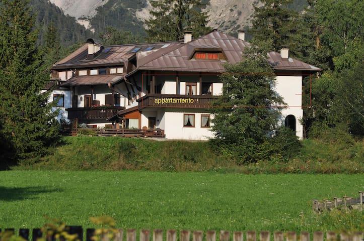 casa comoda e accogliente - San Vigilio - Dům