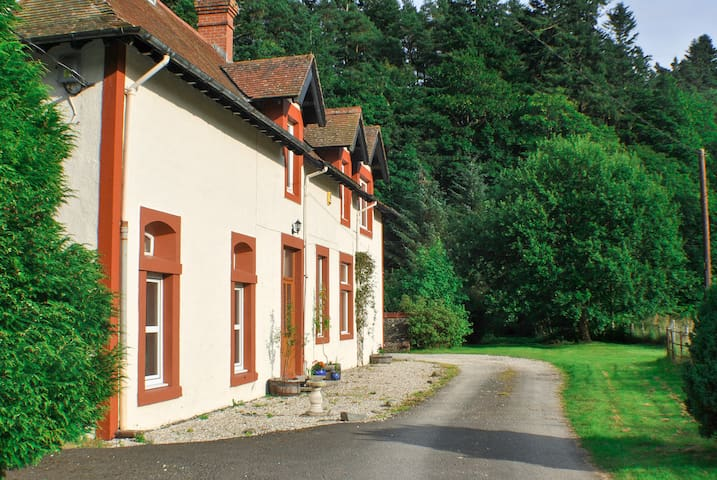 Entire Coach House (sleeps 10) - Ettrick - House