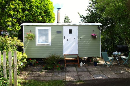 Primrose Shepherd's Hut - St Mabyn