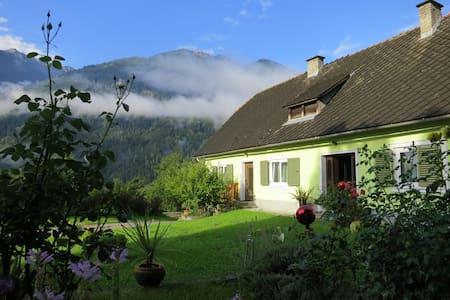 Villa Siebenruh - Obervellach
