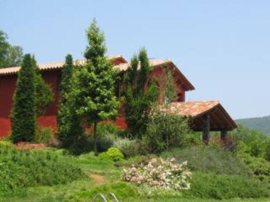 casa rural mas cantallops vakantieboerderij te huur in