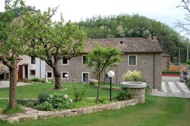 B&B Ca' Lauro - Edera - Vò - Bed & Breakfast