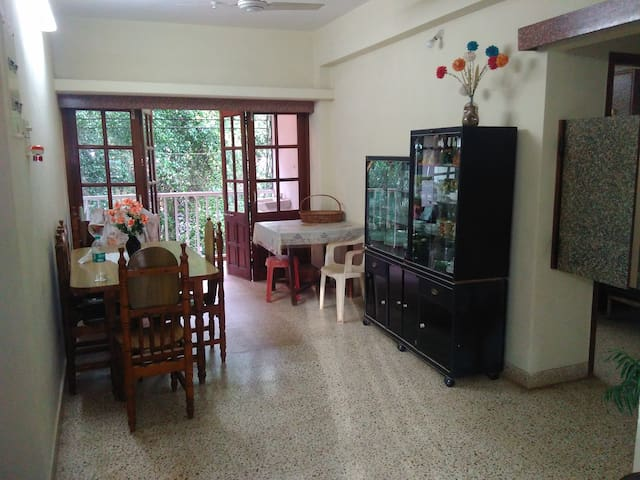 Spacious Home Away from home - Panjim - Apartment