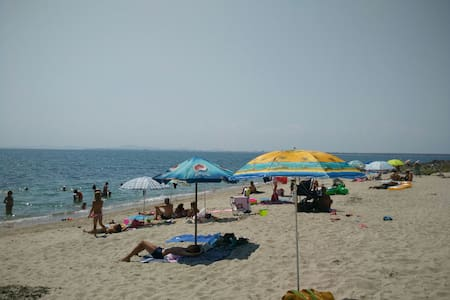 Sunny apartment Bulgarian seaside - Aheloy