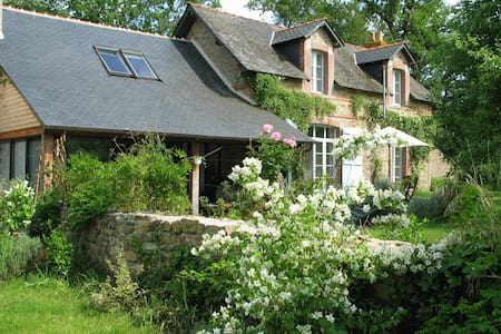 Cottage+piscine intérieure chauffée - Donges
