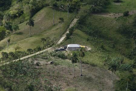 Casa en la Montaña, Rustica - Puerto Plata - 独立屋