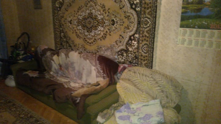 комната в Подольске Room in Podolsk