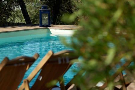A Villa Where Umbria meets Tuscany - Magione
