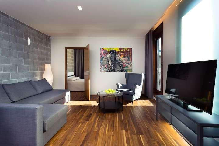 Deluxe city center Apartment (8)