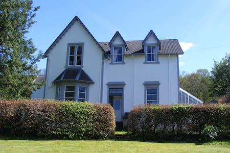The Lodge on Loch Fyne - Strachur - Casa