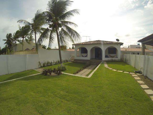 Excelente casa na beira mar - Ponta de Pedras - Casa