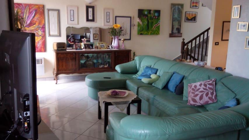 AleGio - alloggio in famiglia - Caselle In Pittari