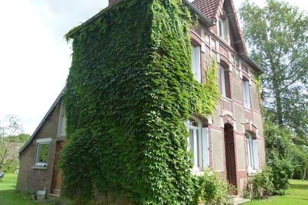Maison dans la campagne rouennaise - Saint-Jean-du-Cardonnay - House