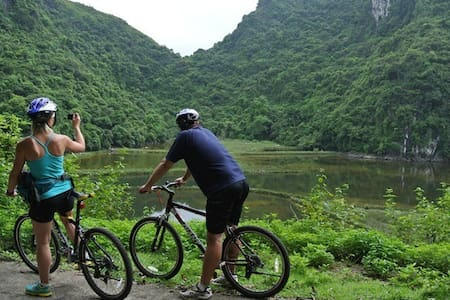 Seaview Cabin on Scorpion - 3 days - tp. Hạ Long