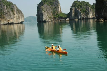 Alova Cruise Ha Long 1 Day Tour - tp. Hạ Long - Boat