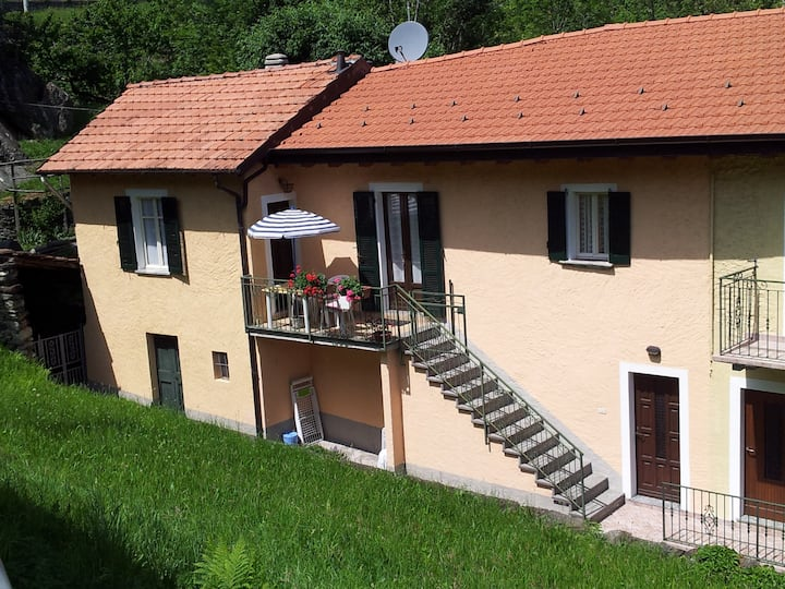 Lago di Como, Affitto, Casa Vacanza