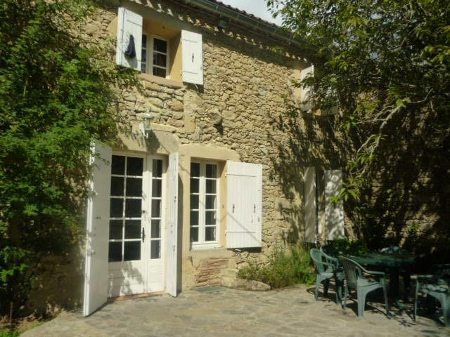 Lovely farmhouse character & charm - Just listed! - Saint-Ferme - Rumah