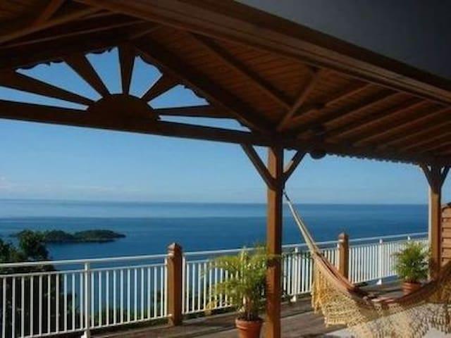 Vue mer exceptionnelle - Basse-Terre - Wohnung