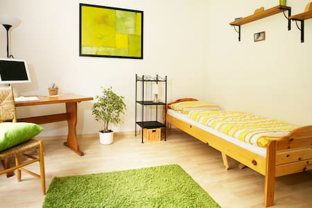 Relaxed living at times of fair - Neurenberg