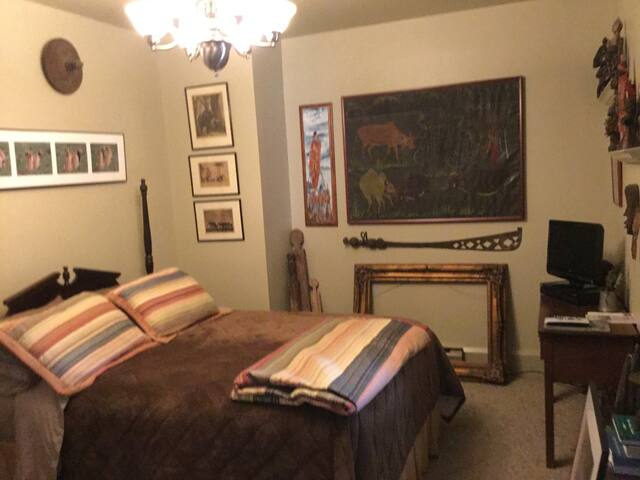 fly fishing/safari rm/historic home - Bellefonte - Hus