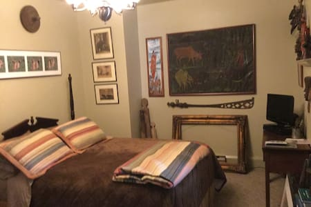 fly fishing/safari rm/historic home - Bellefonte - Maison