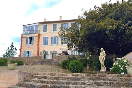 appartement 2 pièces  rdc terrasse - Fox-Amphoux - Dom