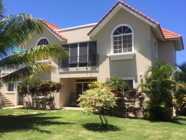 Hispaniola villa #95 - Sosúa - บ้าน