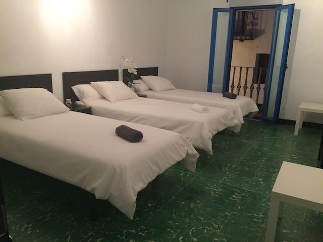 30 m2 boutique room in Peñiscola (2) - Peñíscola - Casa