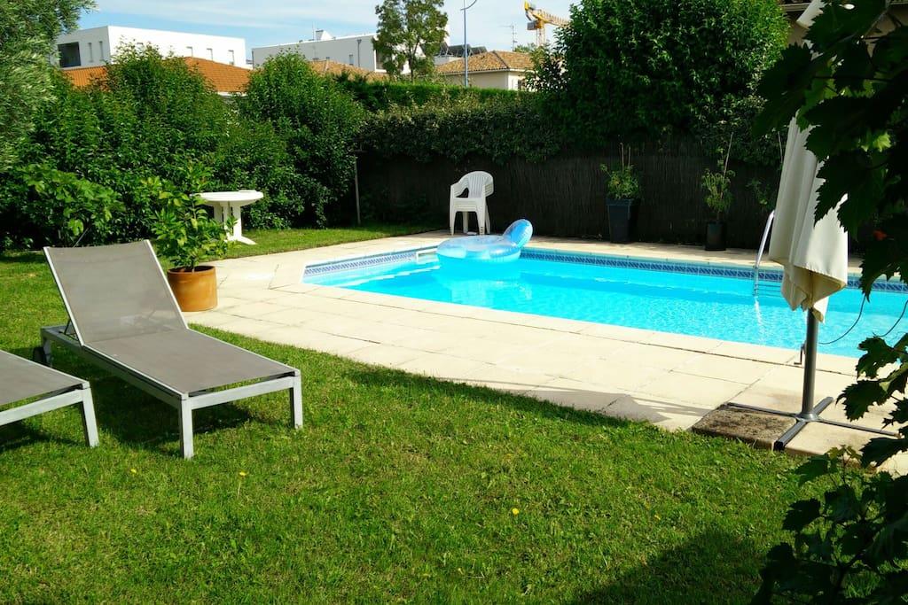 Chambre dans maison avec piscine maisons louer for Piscine toulouse