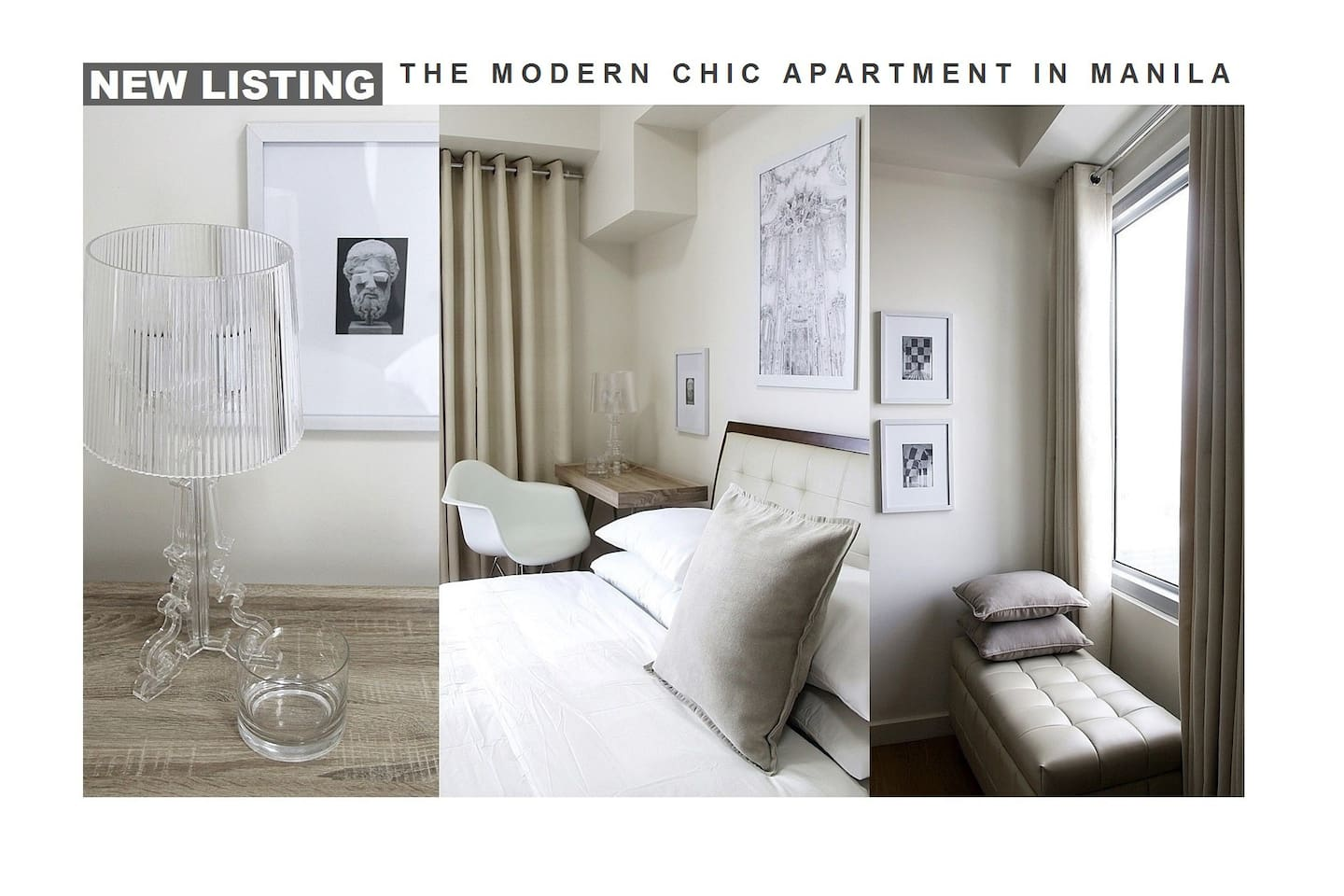 The Studio Apartment is very clean and well-designed for a stylish and comfortable atmosphere.