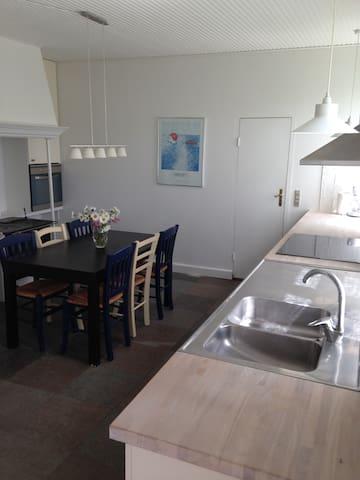 Feriebolig på naturskønne Helnæs - Ebberup - Casa