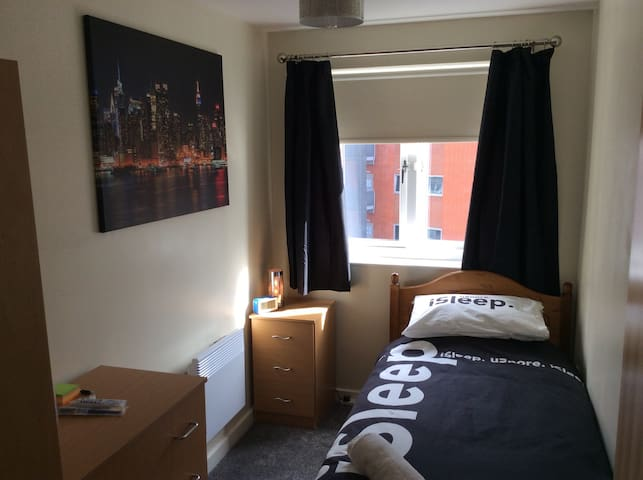 Single room in Gunwharf Quays - Portsmouth - Byt