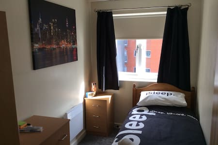 Single room in Gunwharf Quays - Portsmouth