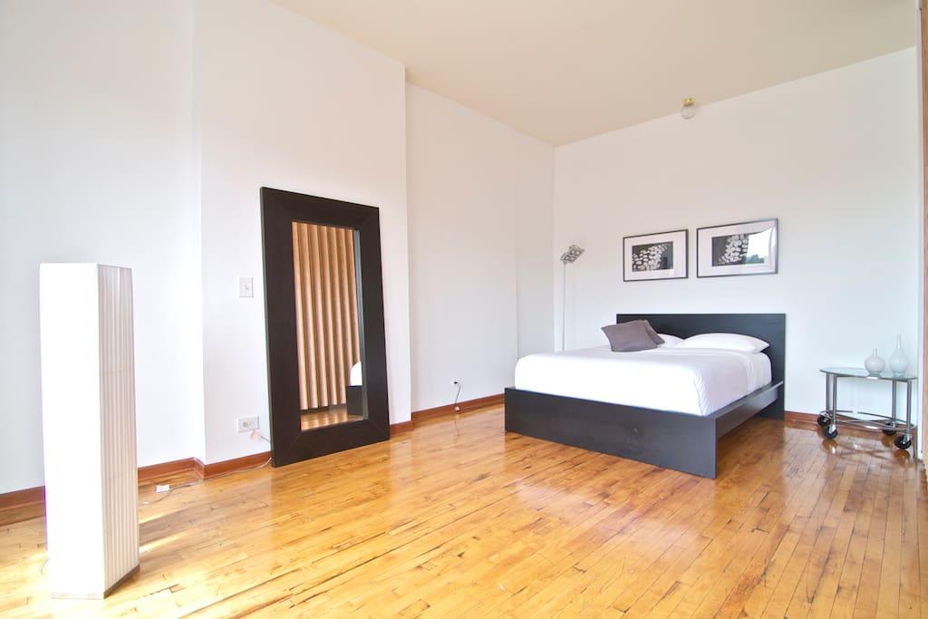 wicker park loft lofts zur miete in chicago illinois vereinigte staaten. Black Bedroom Furniture Sets. Home Design Ideas