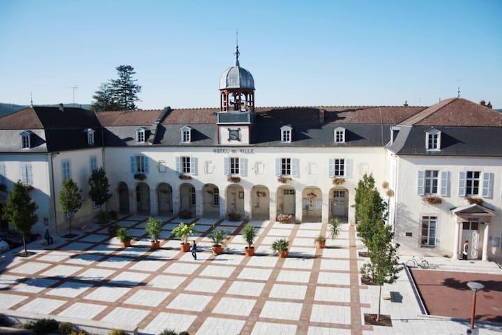 GITE TOURISTIQUE DU COUVENT - Bar-sur-Aube - Lägenhet