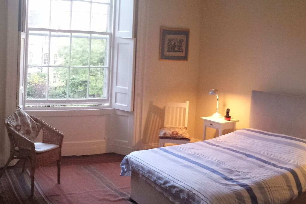 Additional furnishing included (wardrobe, chest of drawers etc).