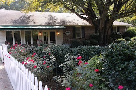 "BOOK THE  ""CLEMSON SUITE""... WITH CASUAL COMFORT! - Anderson - Bed & Breakfast"